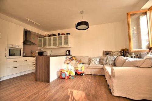 Pronájem bytu 3+kk, 75 m2 se zahrádkou v Židlochovicích na ulici Joštova