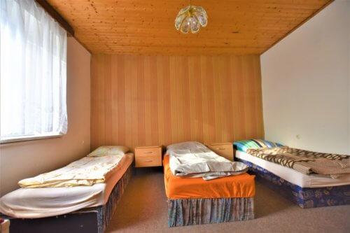 Pronájem pokojů v RD Holasice u Brna