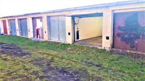 Prodej garáže 18 m2 v Židlochovicích