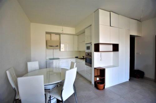 Pronájem bytu 2+KK, 50 m2 se zahrádkou v Oslavanech