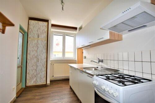 Pronájem bytu 2+1, 54 m2 ve Zbýšově u Brna